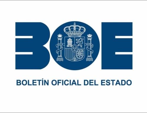 Ley 18/2014 que regula la operación de RPAS en España