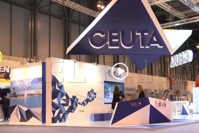 Ceuta en FITUR y el vídeo hecho con drones