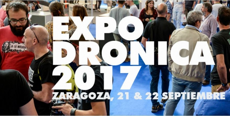 expodronica 2017 zaragoza 3ª edición