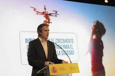 Plan de Drones 2018